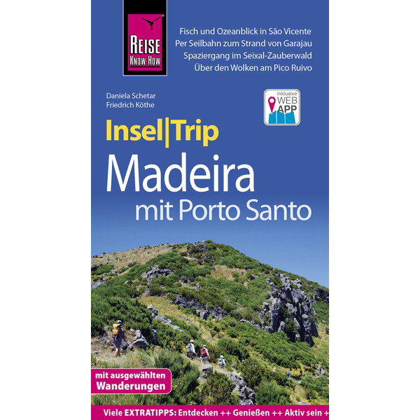 RKH InselTrip Madeira (mit Poto Santo)