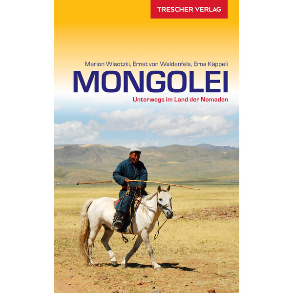Trescher Reiseführer Mongolei