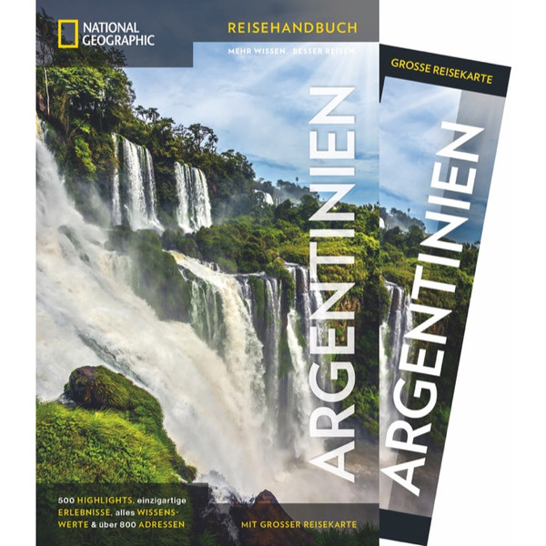 NG Reiseführer Argentinien