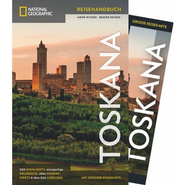 NG Reiseführer Toskana
