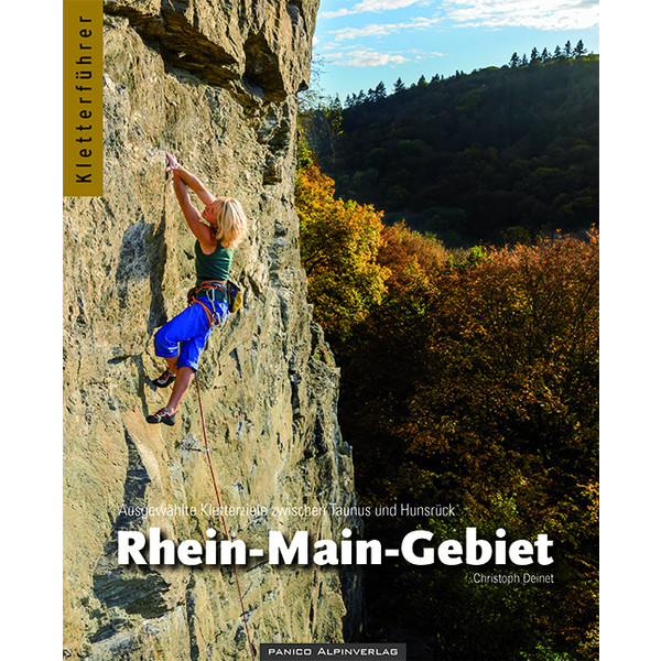 Kletterführer Rhein-Main-Gebiet
