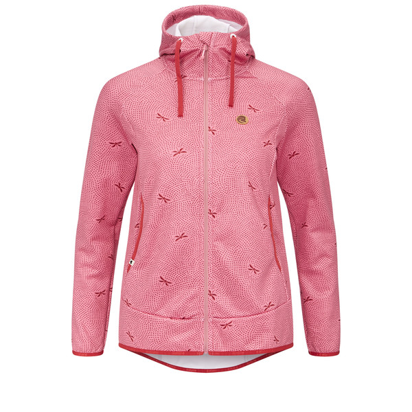 Maloja AMALIAM. HOODED FLEECE JKT Frauen - Fleecejacke