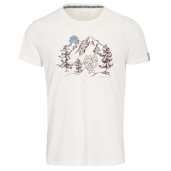 Maloja AlbrisM. S/S Männer - T-Shirt