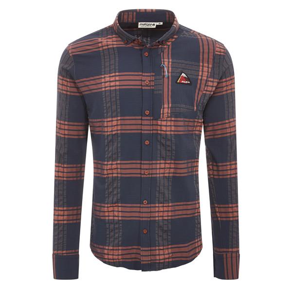 Maloja FalzM. 1/1 Shirt Männer - Outdoor Hemd