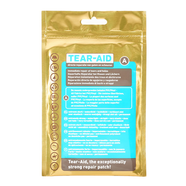 Tear-Aid Typ A - Reparaturbedarf