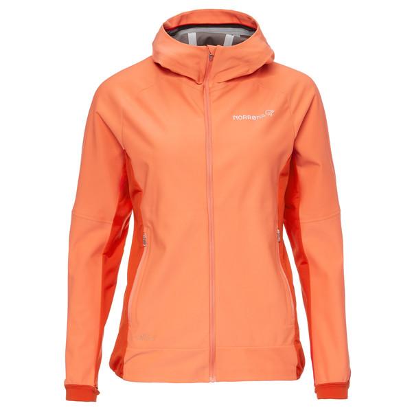 Norröna Bitihorn Windstopper Zip-Hood Frauen - Softshelljacke