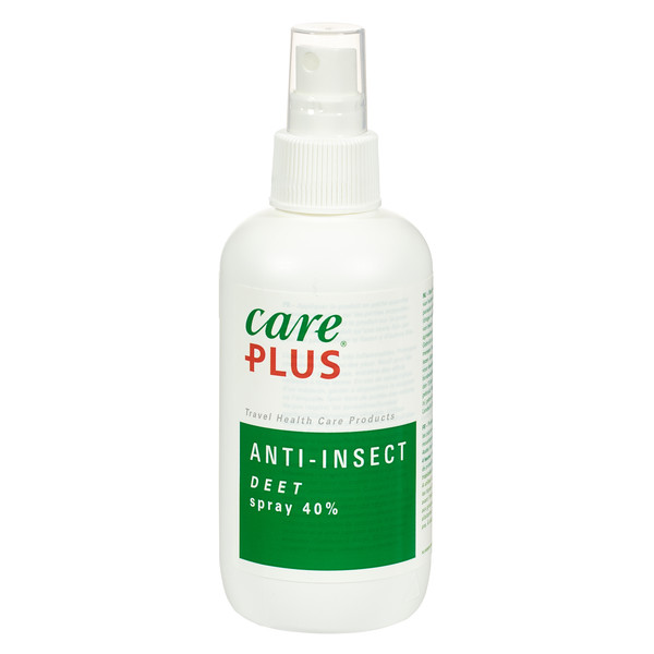Care Plus Anti-Insect Deet 40% Aktionspack - Insektenschutz