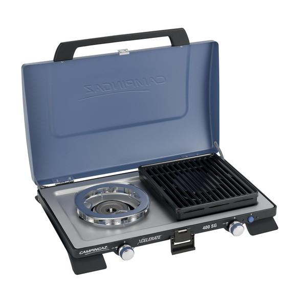 Campingaz Zweiflamm Kocher 400-SG - Gaskocher