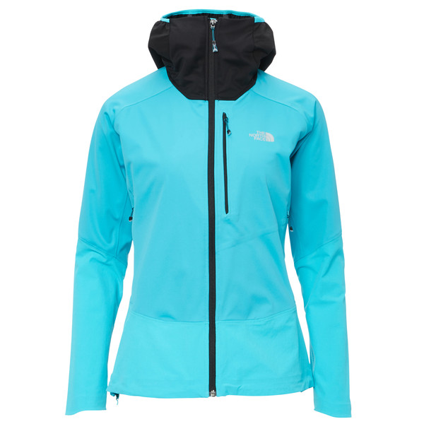 The North Face Summit L4 Windstopper Hybrid Hoody Frauen - Softshelljacke