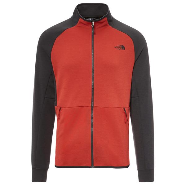 The North Face Mountain Slacker Full Zip Jacket Männer - Sweatshirt