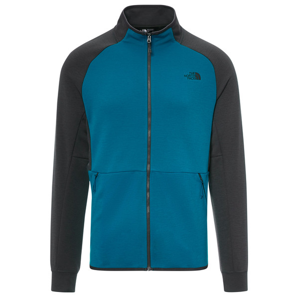 The North Face Mountain Slacker Full Zip Jacket Männer - Sweatshirt