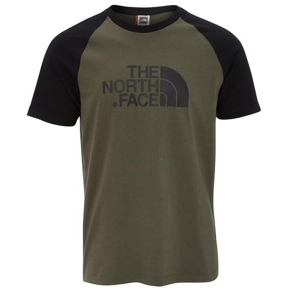 The North Face Ss Raglan Easy Tee Männer - T-Shirt
