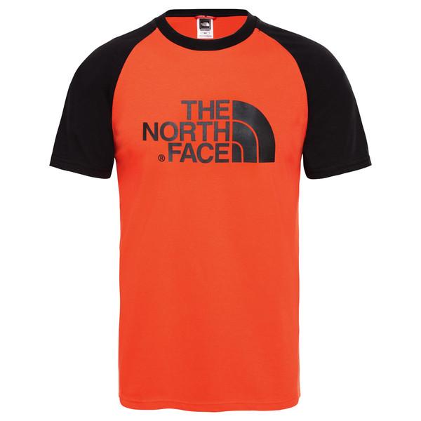 The North Face S/S RAGLAN EASY TEE Männer - T-Shirt