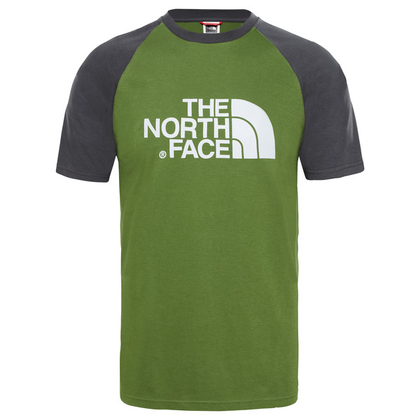 The North Face S/S RAGLAN EASY TEE Männer - T-Shirt