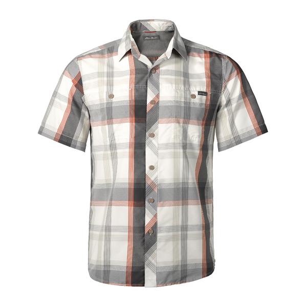 Eddie Bauer Greenpoint Hemd kurzarm Männer - Outdoor Hemd