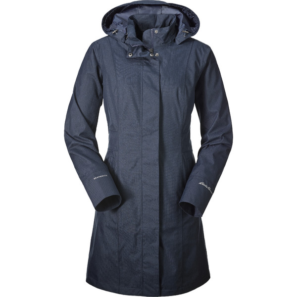 Eddie Bauer Girl On The Go Trenchcoat Frauen - Regenmantel
