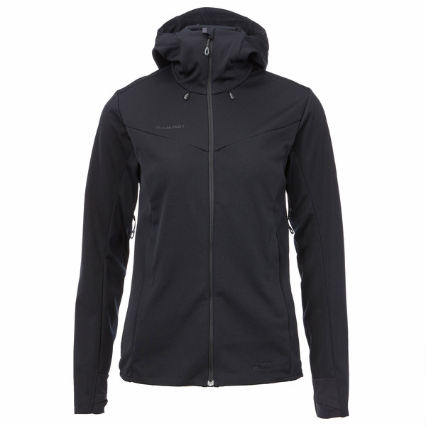 Mammut Ultimate V SO Hooded Jacket Frauen - Softshelljacke