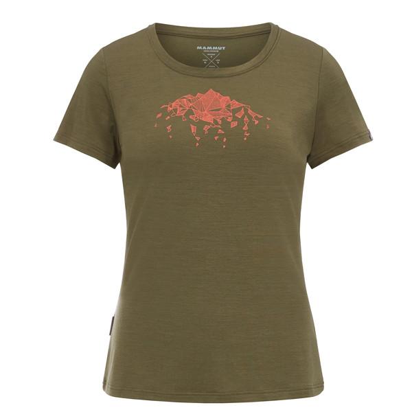 Mammut Alnasca T-Shirt Frauen - Funktionsshirt