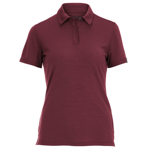 Mammut Alvra Polo Frauen - Polo-Shirt