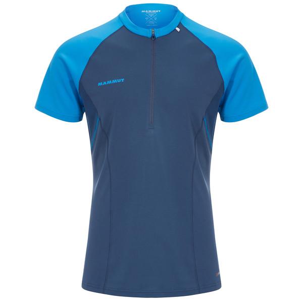 Mammut Sertig Half Zip T-Shirt Männer - Funktionsshirt