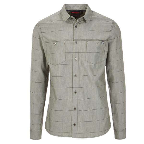 Mammut Alvra Longsleeve Shirt Männer - Outdoor Hemd