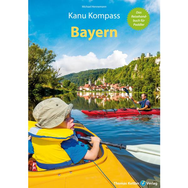 KANU KOMPASS BAYERN - Gewässerführer