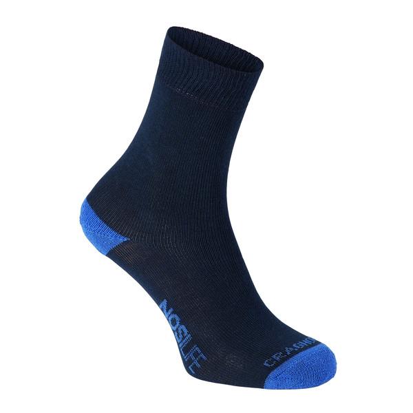 Craghoppers NosiLife Single Travel Socken Frauen - Mückenschutz Kleidung