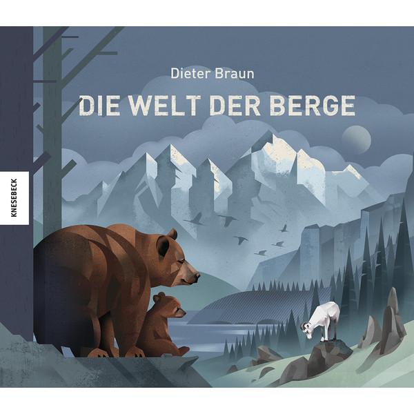 DIE WELT DER BERGE - Kinderbuch