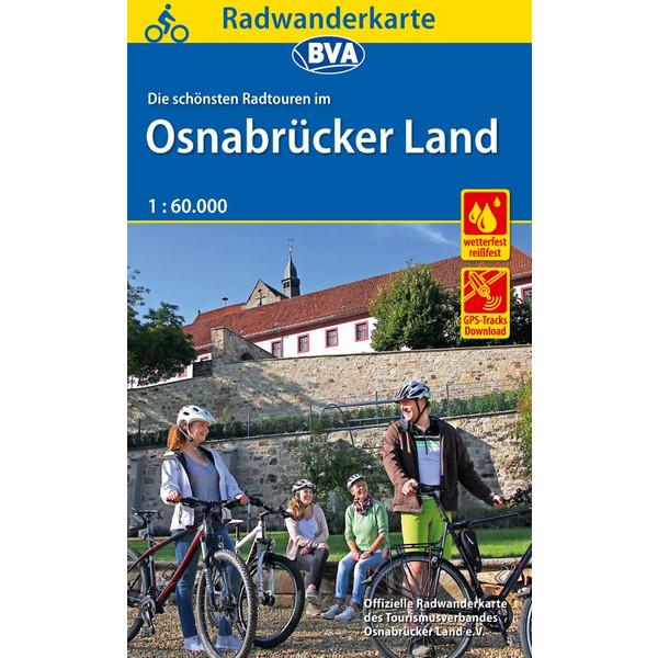 Radwanderkarte Osnabrücker Land