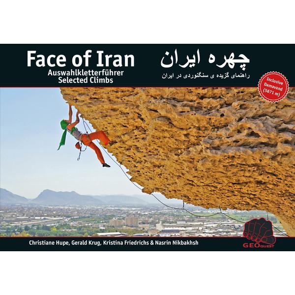 Face of Iran – Kletter-Reise-Führer