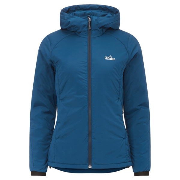 Tierra Move Hood Jacket Frauen - Winterjacke