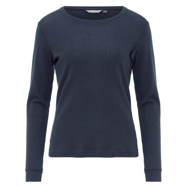 Tierra LANO PLAIN LS TEE W Frauen - Langarmshirt