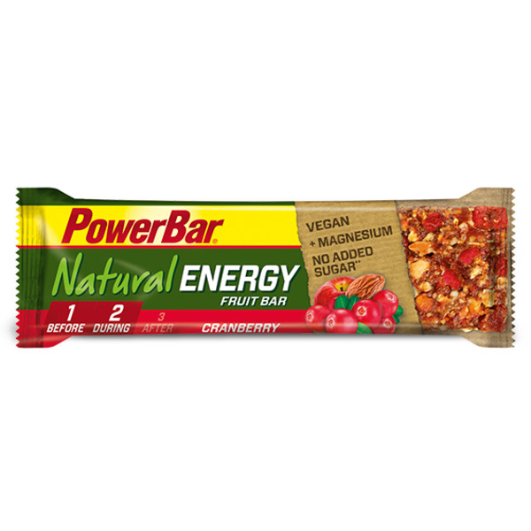 PowerBar Natural Energy Fruit Bar - Müsliriegel
