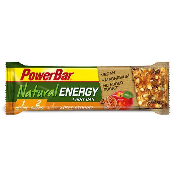 PowerBar NATURAL ENERGY FRUIT BAR - Müsliriegel