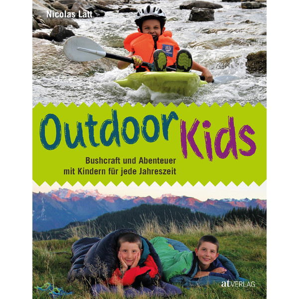 OUTDOOR-KIDS - Kinderbuch