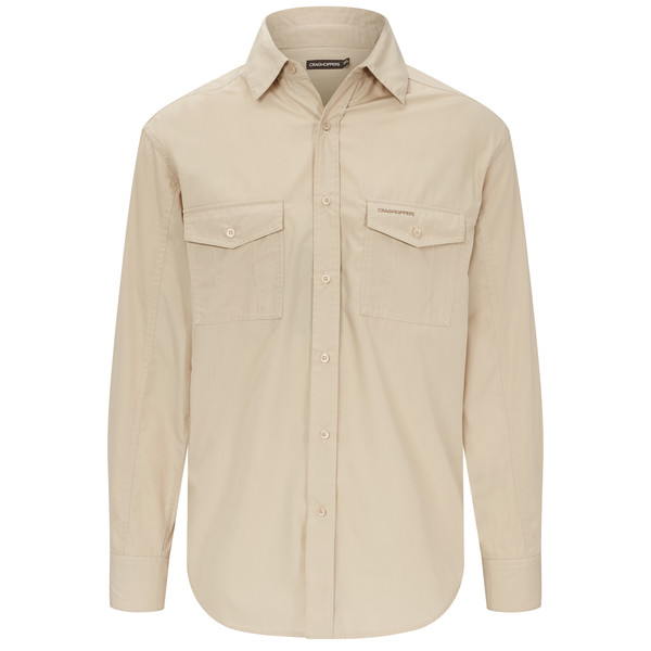 Craghoppers KIWI LONG SLEEVED SHIRT Männer - Outdoor Hemd
