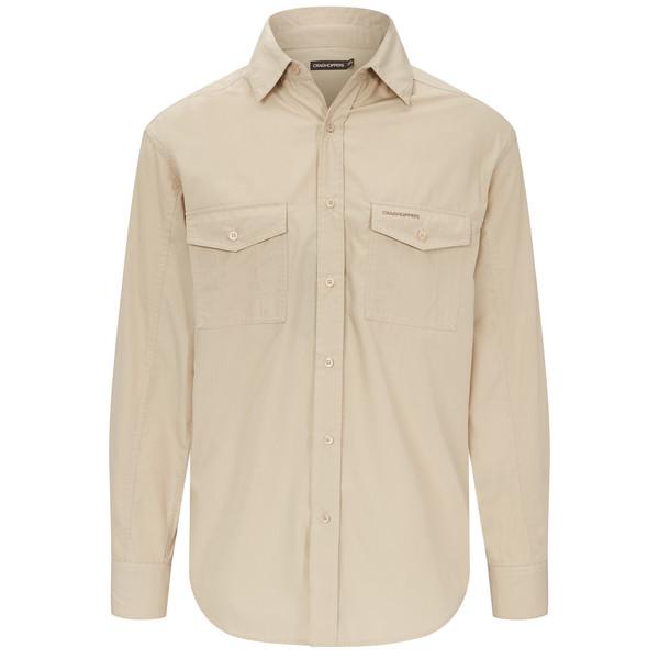 Craghoppers KIWI LS SHIRT Männer - Outdoor Hemd