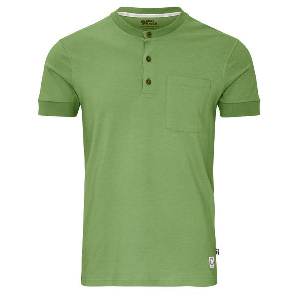 Fjällräven GREENLAND BUTTONED SS M Männer - T-Shirt