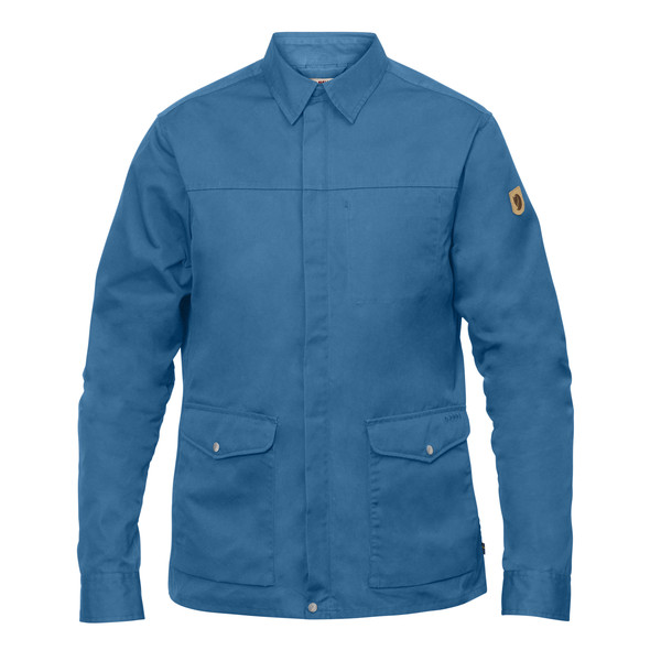 Fjällräven GREENLAND ZIP SHIRT JACKET M Männer - Outdoor Hemd