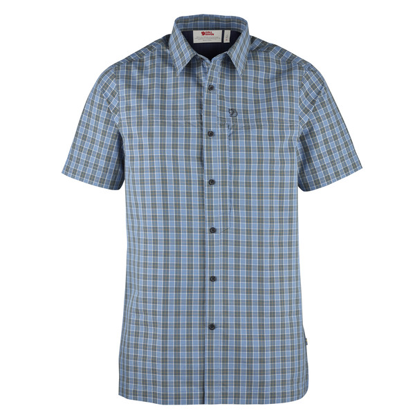 Fjällräven SVANTE SHIRT SS Männer - Outdoor Hemd
