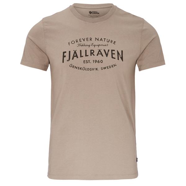 Fjällräven Fjällräven Est. 1960 T-Shirt Männer - T-Shirt