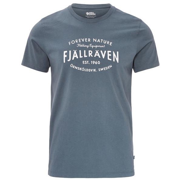 Fjällräven FJÄLLRÄVEN EST 1960 T-SHIRT M Männer - T-Shirt