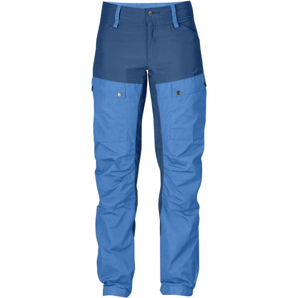 Fjällräven Keb Curved Trousers W short Frauen - Trekkinghose