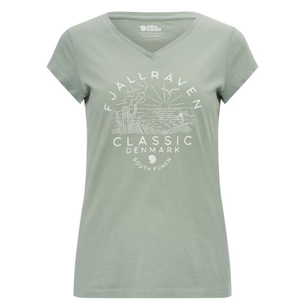 Fjällräven CLASSIC DK T-SHIRT W Frauen - T-Shirt