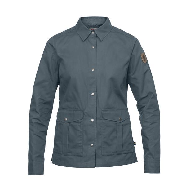 Fjällräven Greenland Shirt Jacket Frauen - Übergangsjacke