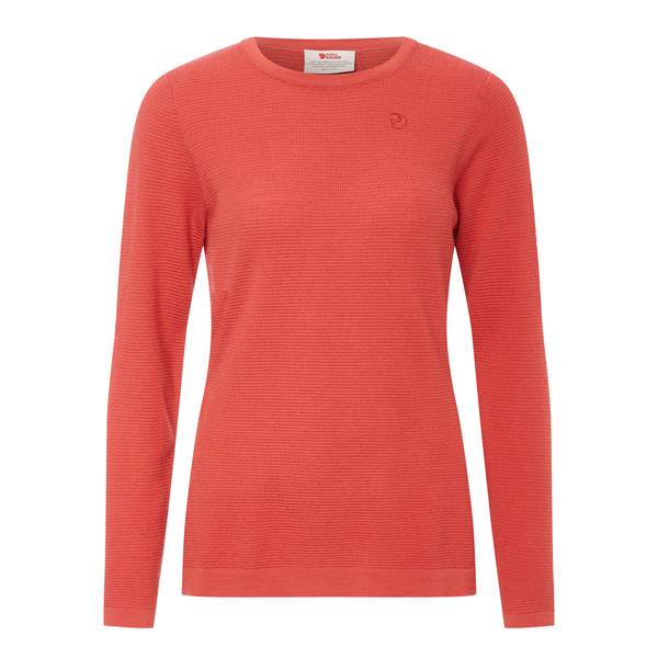 Fjällräven HIGH COAST MERINO SWEATER W Frauen - Wollpullover