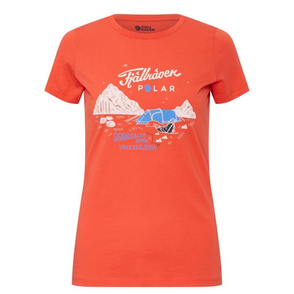Fjällräven FJÄLLRÄVEN POLAR T-SHIRT W Frauen - T-Shirt