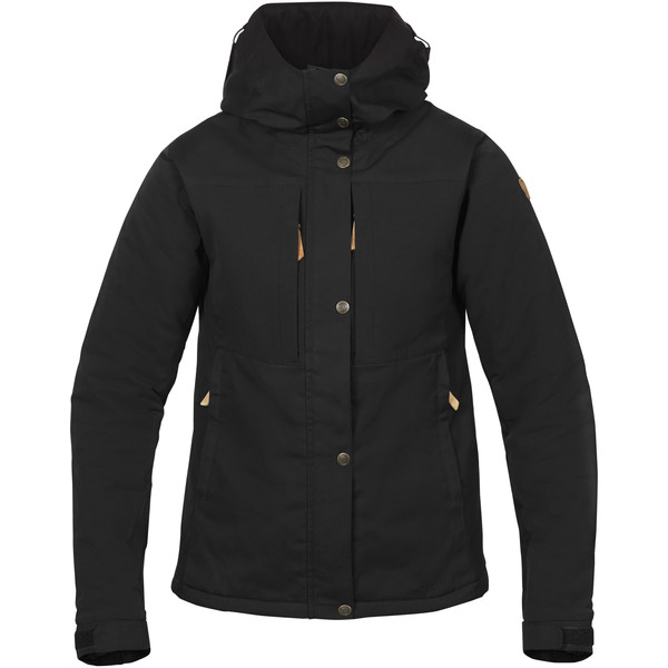 Fjällräven ÖVIK STRETCH PADDED JACKET W Frauen - Winterjacke