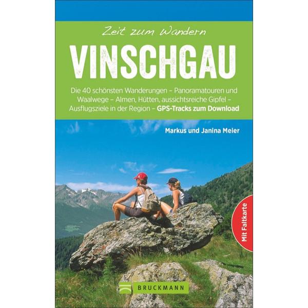 Zeit zum Wandern Vinschgau