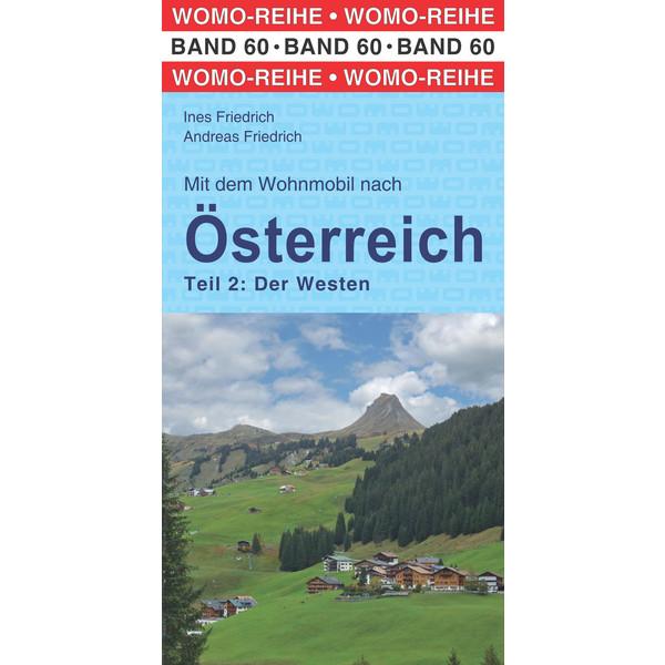 WOMO 60 ÖSTERREICH - DER WESTEN - Reiseführer